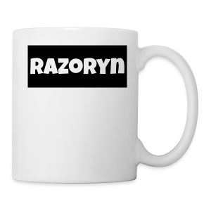 Razoryn Plain Shirt - Coffee/Tea Mug