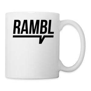 RAMBL - Coffee/Tea Mug