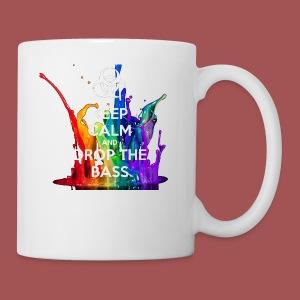 Drop The Bass - Coffee/Tea Mug