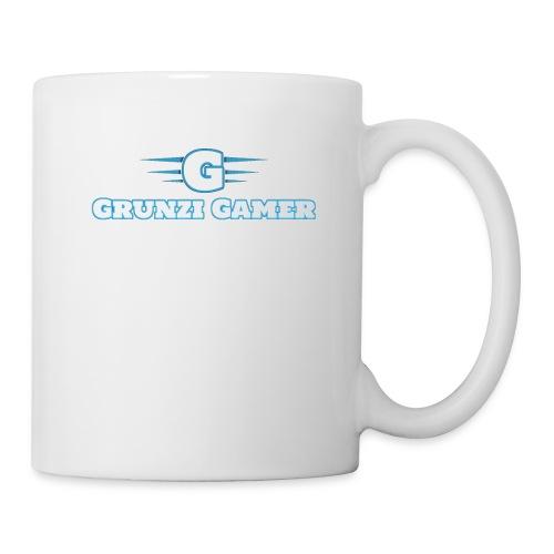 logo and channel name - Coffee/Tea Mug