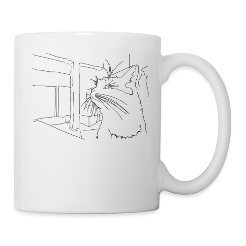 Sassy Cat-chan - Coffee/Tea Mug