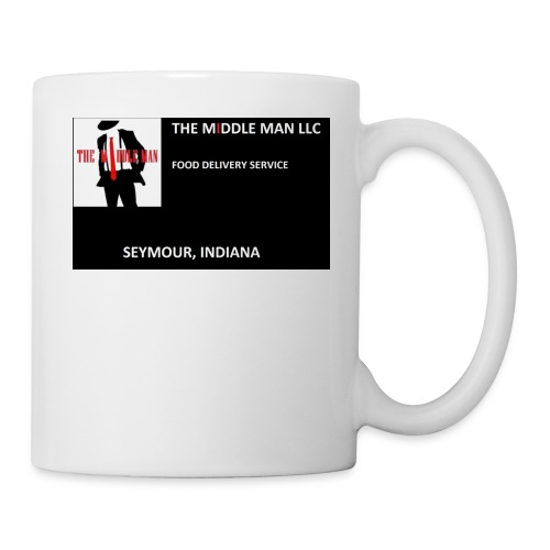 The Middle Man FDS Logo - Coffee/Tea Mug
