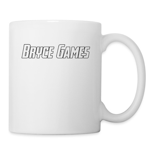 Bryce Games - Coffee/Tea Mug