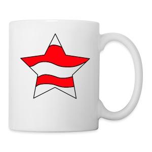 Patriot-1 Emblem - Coffee/Tea Mug