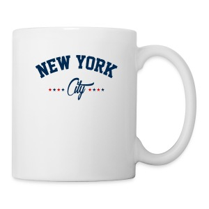 New York City Shirt - Coffee/Tea Mug