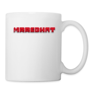 MrRedHat Plain Logo - Coffee/Tea Mug