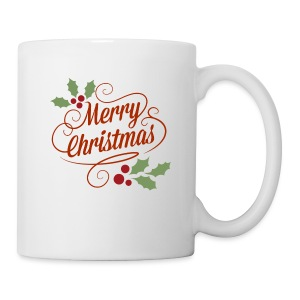 Merry Christmas - Coffee/Tea Mug