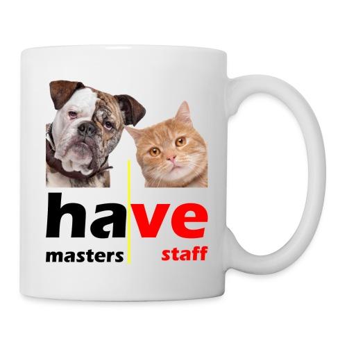 Dog & Cat - Coffee/Tea Mug