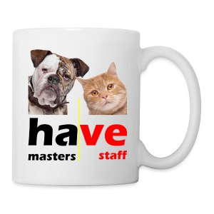 Dog & Cat - Coffee/Tea Mug