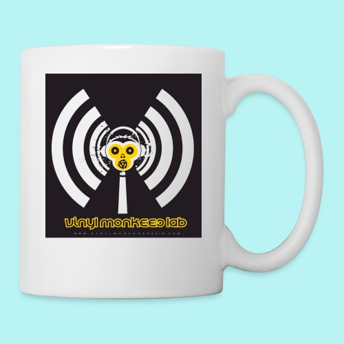 Vinyl Monkees LAB - Coffee/Tea Mug