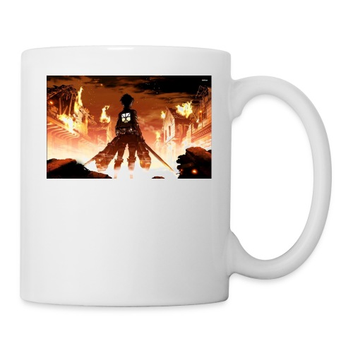Attack of the titan - Coffee/Tea Mug