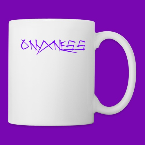 OnyxNess (Purple) - Coffee/Tea Mug