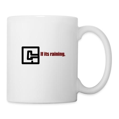 GetGaming or its Raining - Coffee/Tea Mug