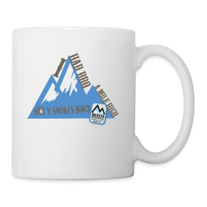 BBQ A Mile High - Coffee/Tea Mug