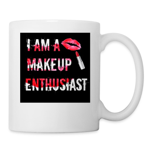 MAKEUP ENTHUSIAST (VERSION 2) - Coffee/Tea Mug