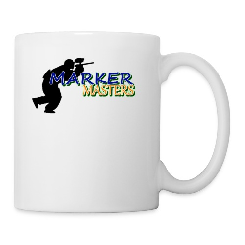 Marker Masters Logo - Coffee/Tea Mug