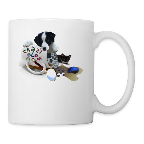 CrazyOldMom Twitch Logo - Coffee/Tea Mug