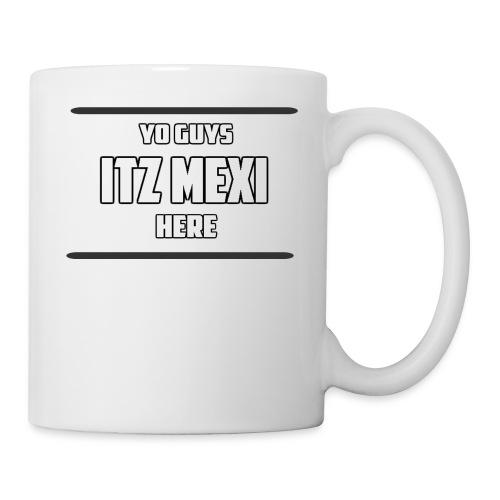 Itz Mexi - Coffee/Tea Mug