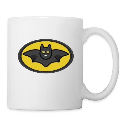IAMBATMAN BEAM CHANNEL LOGO - Coffee/Tea Mug