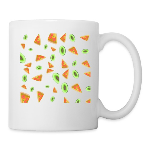 The PizzaCados - Coffee/Tea Mug