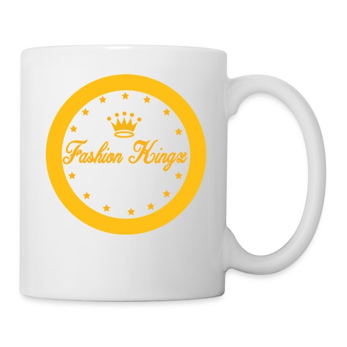 Fashion Kingz circle - Coffee/Tea Mug