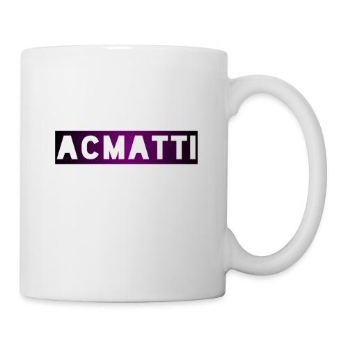 Simple ACMATTI - Coffee/Tea Mug