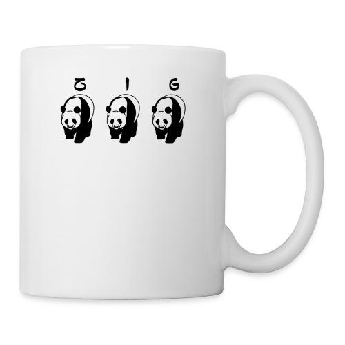 ZIGZIG PANDA - Coffee/Tea Mug