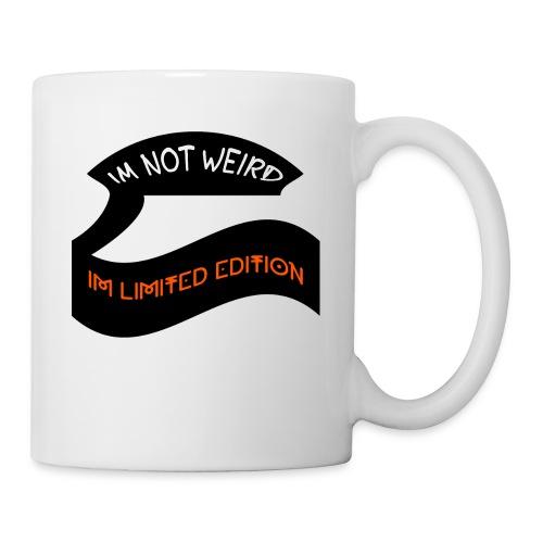 Im Not Weird Im Limited Edition - Coffee/Tea Mug