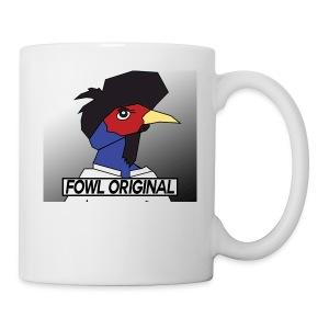 Fowl Original Logo - Coffee/Tea Mug