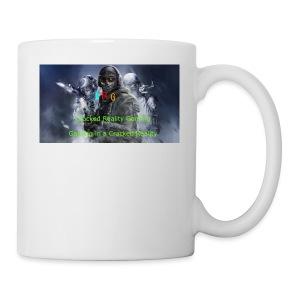 Cracked Reality Gaming Logo - Coffee/Tea Mug