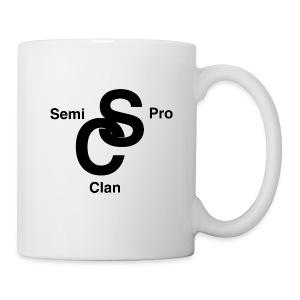 semiproclanlogo - Coffee/Tea Mug