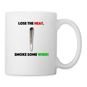 Weed Shirt - Coffee/Tea Mug