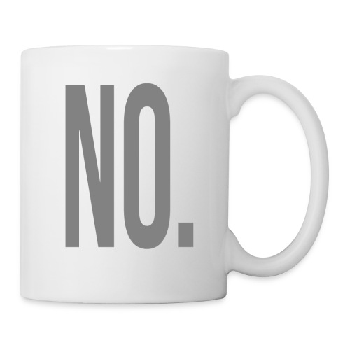 No. - Coffee/Tea Mug