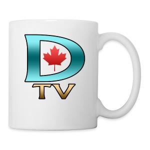 Dolynny TV Logo - Coffee/Tea Mug