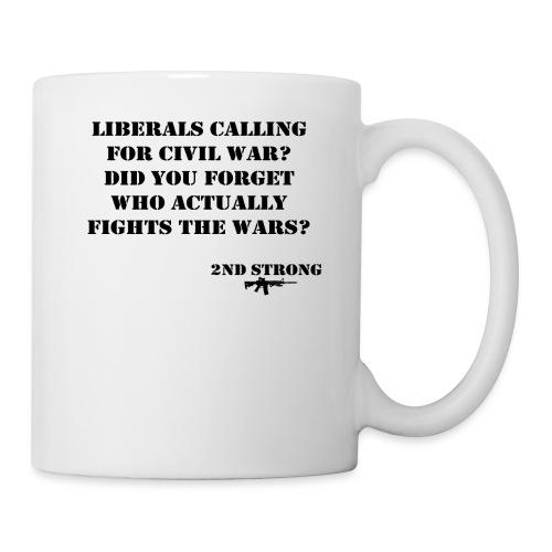 Civil War - Coffee/Tea Mug
