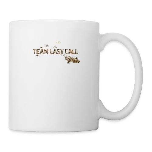 Team Last Call official Logo - Coffee/Tea Mug