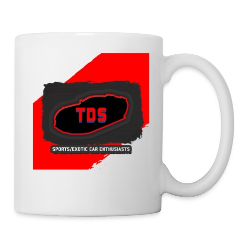 TDS_Shirt - Coffee/Tea Mug