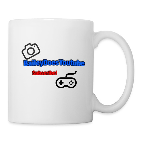 BaileyDoesYoutube - Coffee/Tea Mug