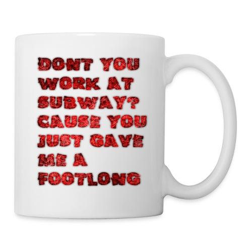 footlong - Coffee/Tea Mug