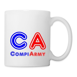 CompiArmy Design | bit.ly/compiarmyyt - Coffee/Tea Mug