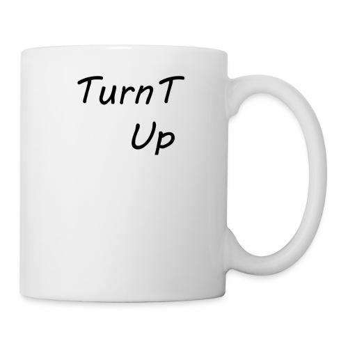 TurnT_Up - Coffee/Tea Mug