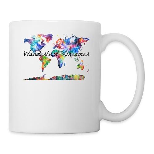 Wanderlust Dreamer - Coffee/Tea Mug