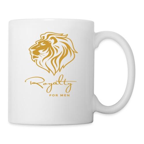 Royalty_For_Men_Logo - Coffee/Tea Mug