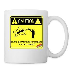 TALK_CARS - Coffee/Tea Mug