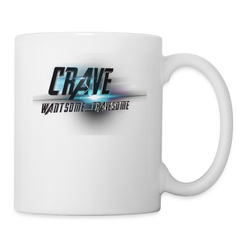 NEW_LOGO_CRAVE - Coffee/Tea Mug