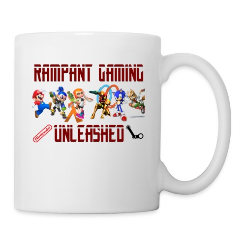 Rampant Gaming Unleashed - Coffee/Tea Mug