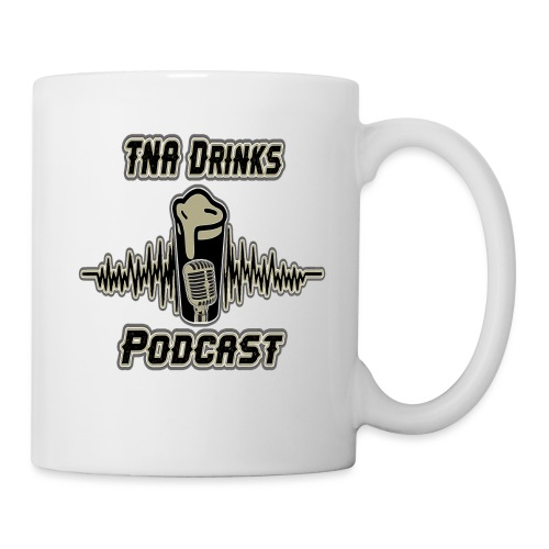TNA Drinks Podcast Logo - Coffee/Tea Mug