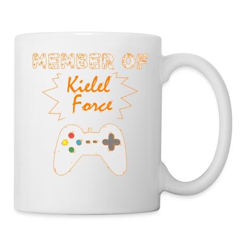 Kielel Force Shirt - Coffee/Tea Mug