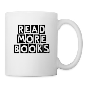 Read More Books - Coffee/Tea Mug
