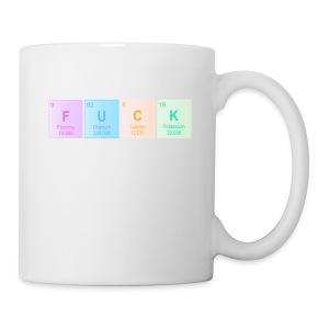FUCK - Coffee/Tea Mug